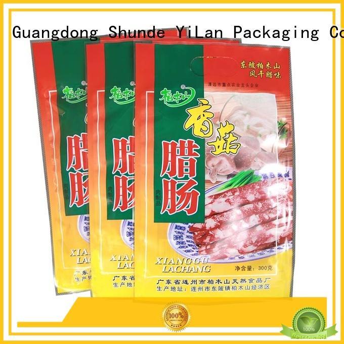 experienced food packaging bags iqian on sale