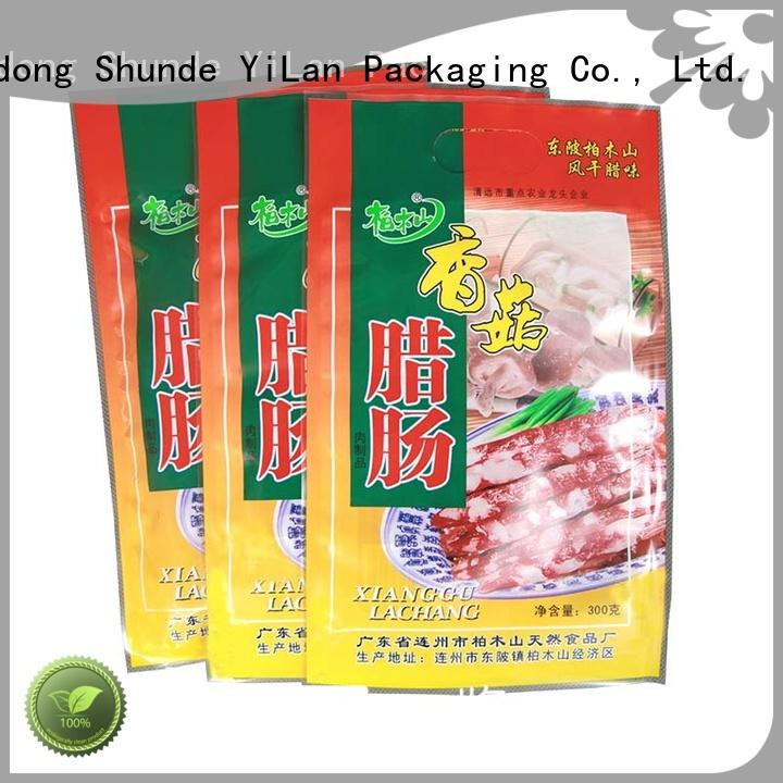 YiLan Packaging excellent stand up pouch packaging on sale for food