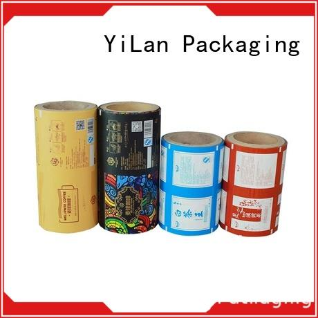 YiLan Packaging Top laminated packaging films company for indoor/outdoor