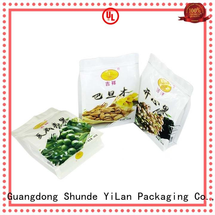 YiLan Packaging professional sealed packaging bags with quality assurance for food