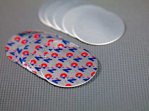 translucent induction seal liners printing with strict quality control system for protection-6