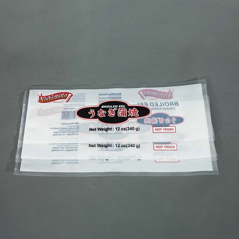 application-sealed yozhe dog eel ziplock stand up pouches YiLan Packaging Brand-YiLan Packaging-img-1