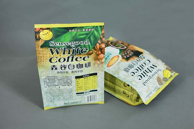 YiLan Packaging translucent gusseted bags with quality assurance for coffee bag-5