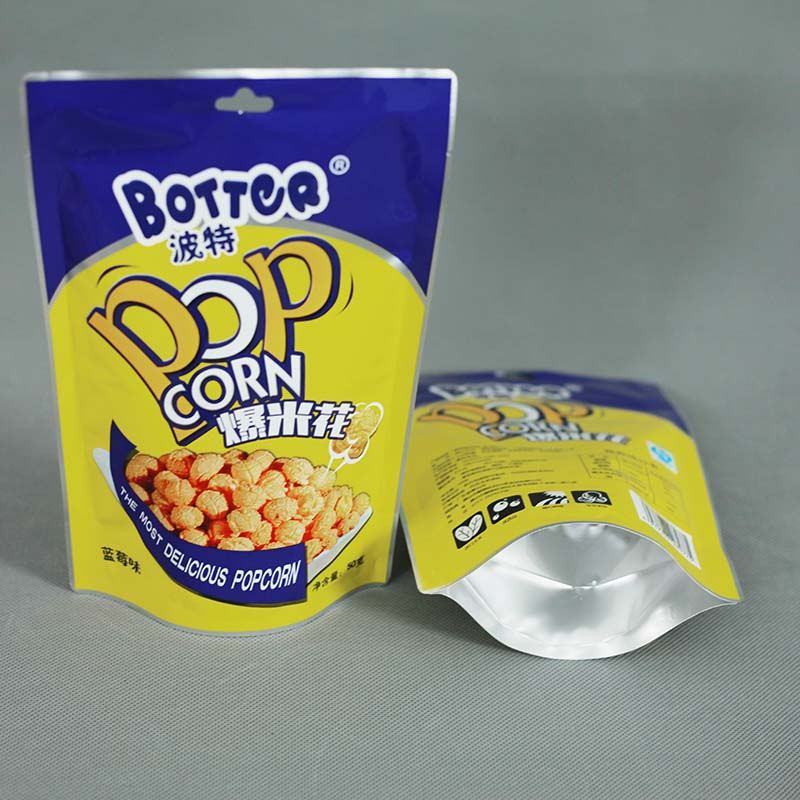 product-stand up barrier pouches-YiLan Packaging-img
