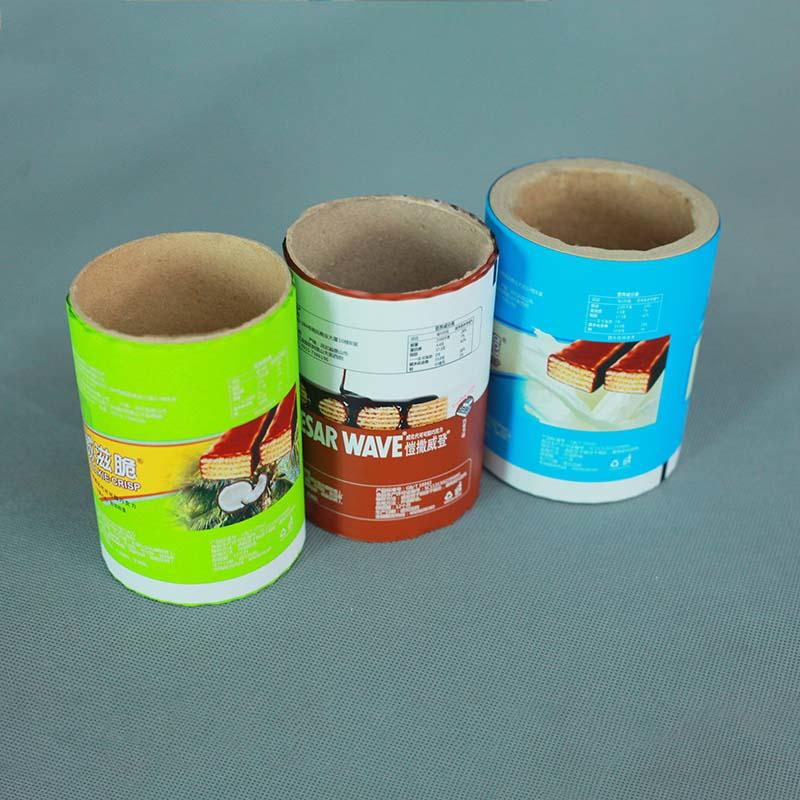 YiLan Packaging Custom packaging film for business for indoor/outdoor