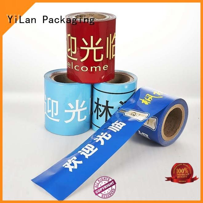 Latest packaging film roll electrical Suppliers for decoration