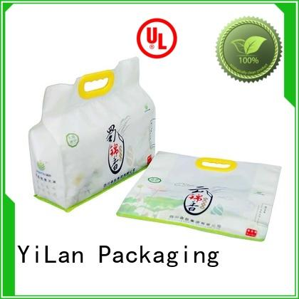 food packaging pouches nuts for ergonomics YiLan Packaging