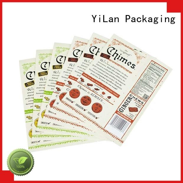 YiLan Packaging reliable resealable packaging with quality assurance for mask