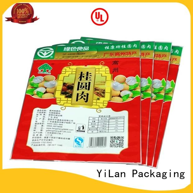 YiLan Packaging professional food packaging bags with quality assurance for pop corn