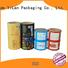 experienced laminated film for food packaging with strict quality control system for indoor/outdoor