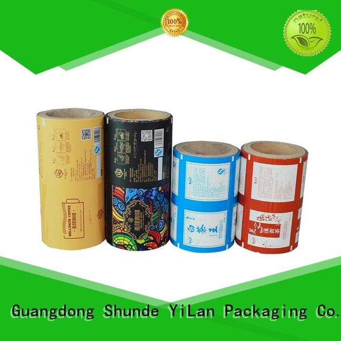 YiLan Packaging advanced laminated packaging films with quality assurance for indoor/outdoor
