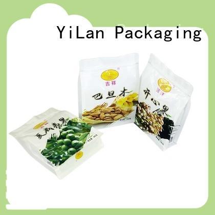 YiLan Packaging High-quality side gusset bag factory for ergonomics