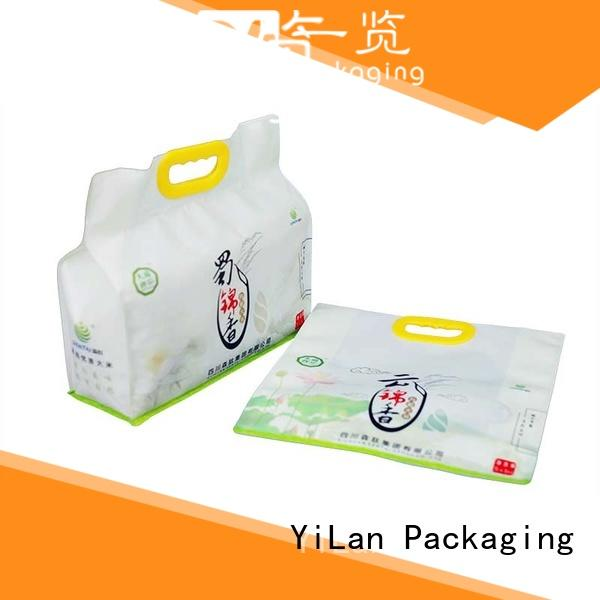 professional sealed packaging bags color with strict quality control system for ergonomics