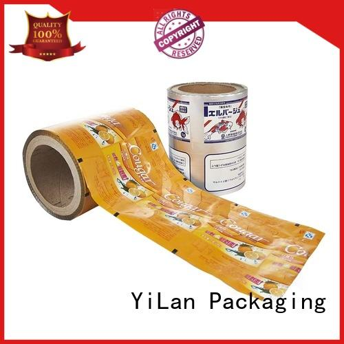 YiLan Packaging electrical packaging film roll with quality assurance for indoor/outdoor
