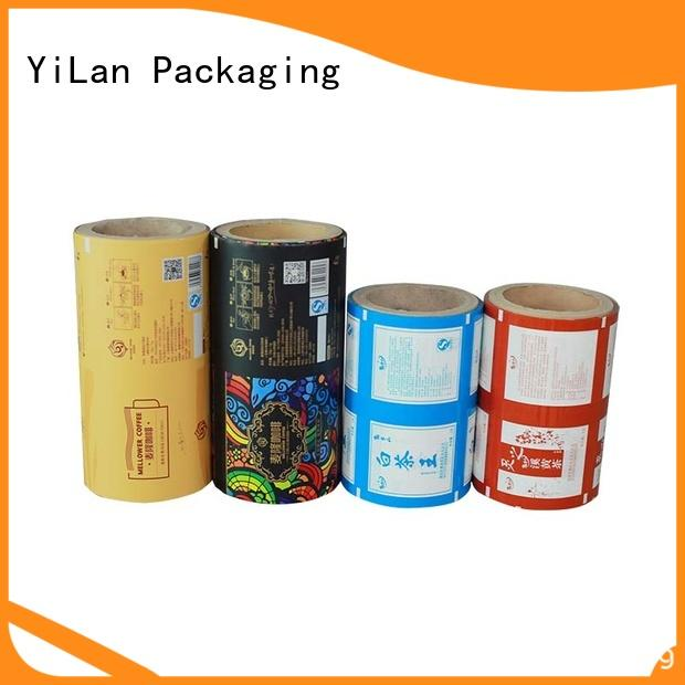 YiLan Packaging High-quality printed packaging film Suppliers for decoration