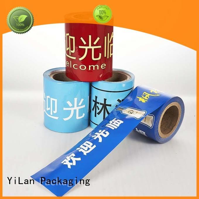 YiLan Packaging excellent packaging film for indoor/outdoor