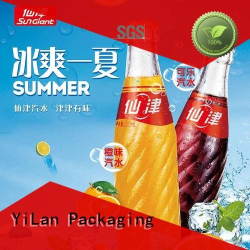 YiLan Packaging online sticker poster with strict quality control system for door