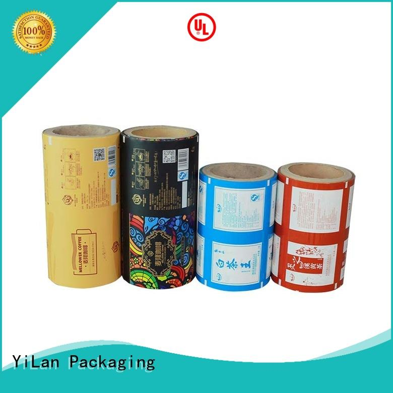 experienced packaging film film with strict quality control system for decoration