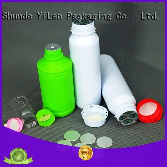 YiLan Packaging adhesive induction seal liners with strict quality control system for calcium tablet