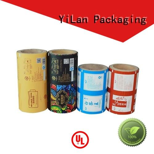 advanced packaging film roll supplies with quality assurance for advertising