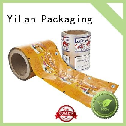 YiLan Packaging film packaging film roll with strict quality control system for decoration