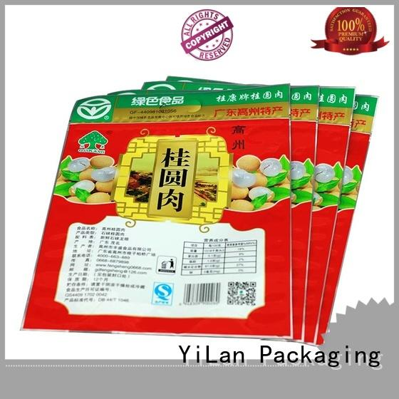 YiLan Packaging bag seal pouches on sale for candy bag