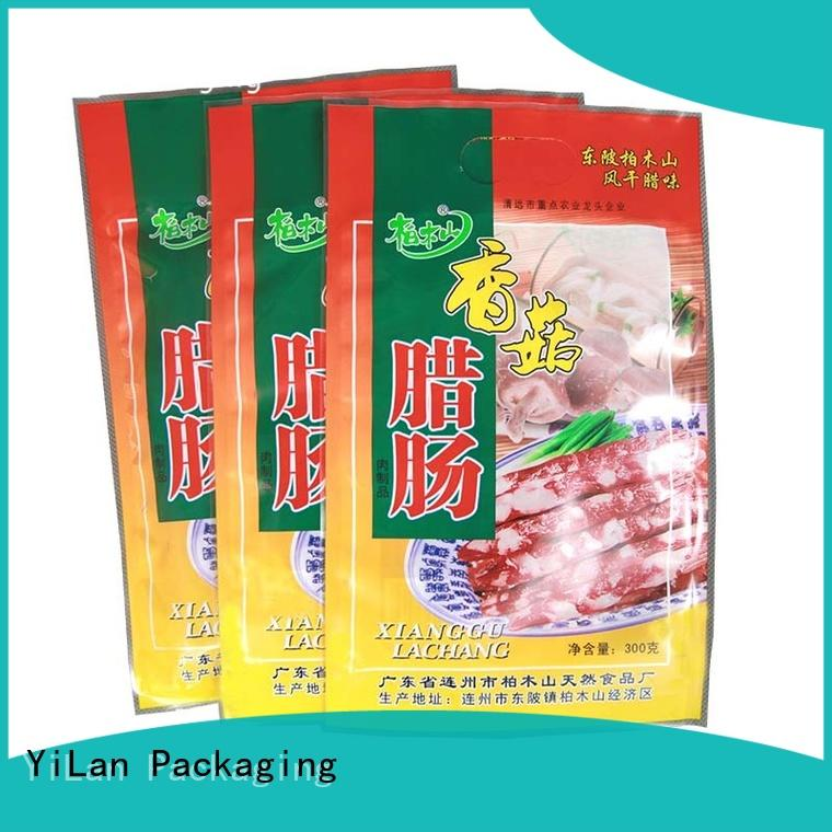 New seal pouches matte for business for food