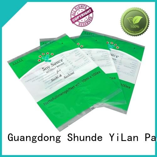 reliable flexible pouches packaging sealed with strict quality control system for coffee bag