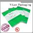 YiLan Packaging Brand sealed pouch stand up coffee pouches finlap supplier