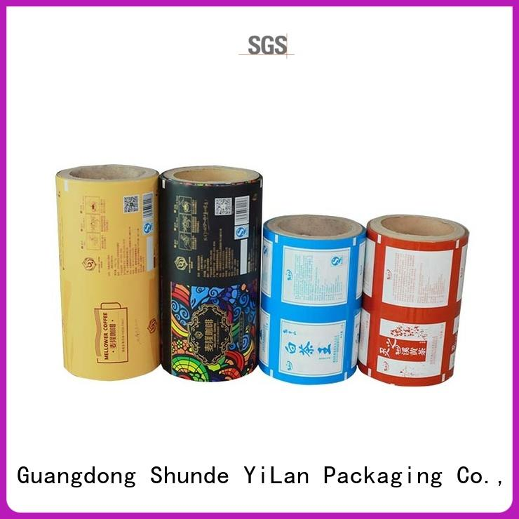 professional printed packaging film supplies for advertising