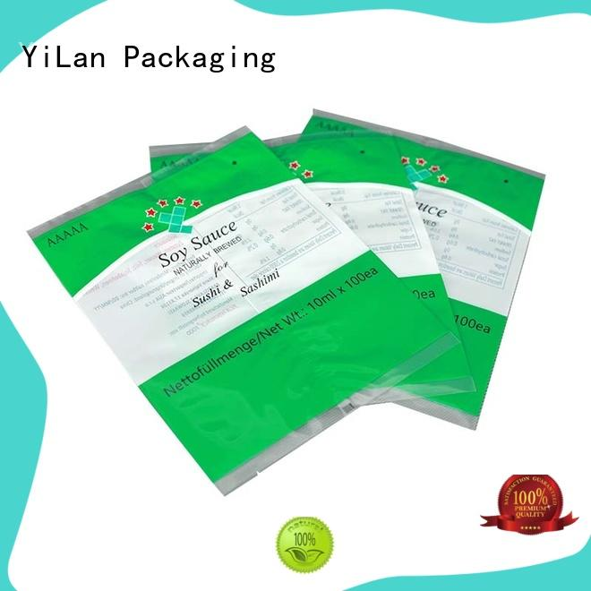 exquisite flexible pouches packaging pouch easy to open for coffee bag