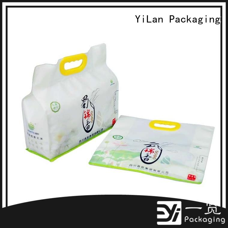 YiLan Packaging Best side gusset pouch company for food