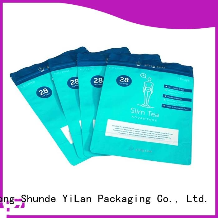 New stand up barrier pouches colorprinting company for mask
