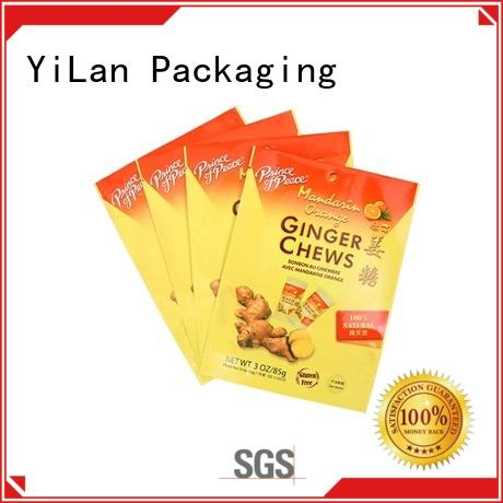reliable resealable packaging tea with strict quality control system for food