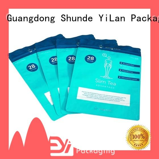 YiLan Packaging reliable custom stand up pouches with quality assurance for gift