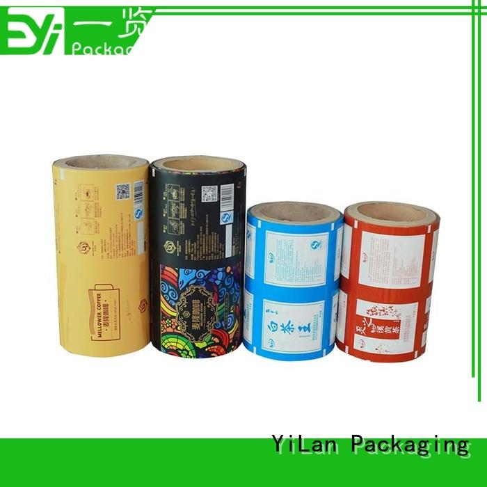 YiLan Packaging Best packaging film roll manufacturers for decoration
