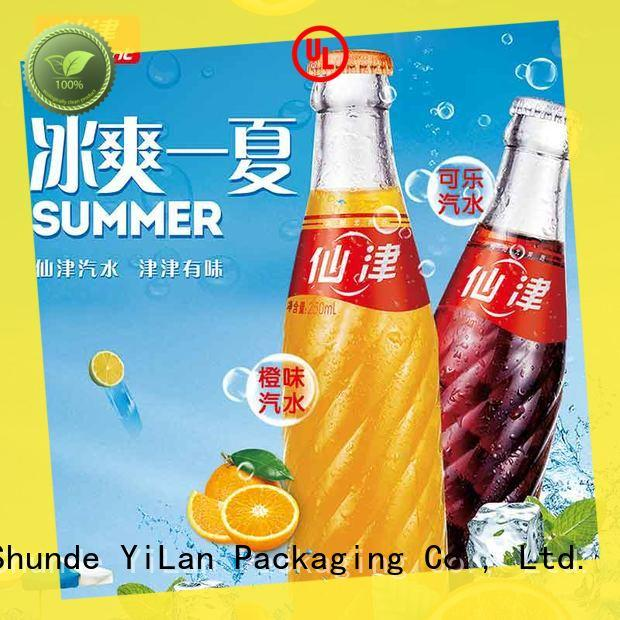 YiLan Packaging excellent product poster with quality assurance for broadcast