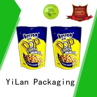 exquisite custom stand up pouches candy easy to open for mask