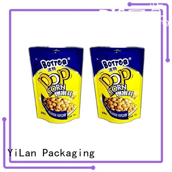 High-quality resealable packaging pouch Suppliers for gift