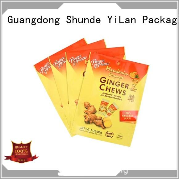reliable resealable food packaging aluminizing with quality assurance for mask