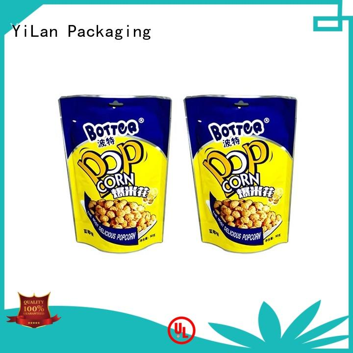reliable resealable food packaging bag with quality assurance for mask