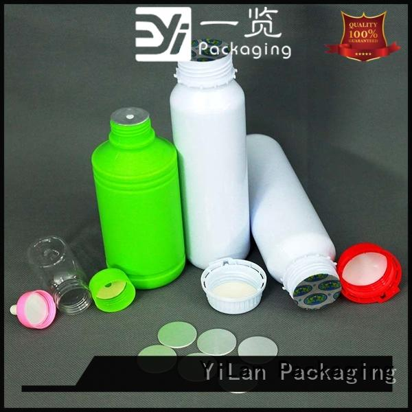 YiLan Packaging electromagnetic induction liner easy to open for protection