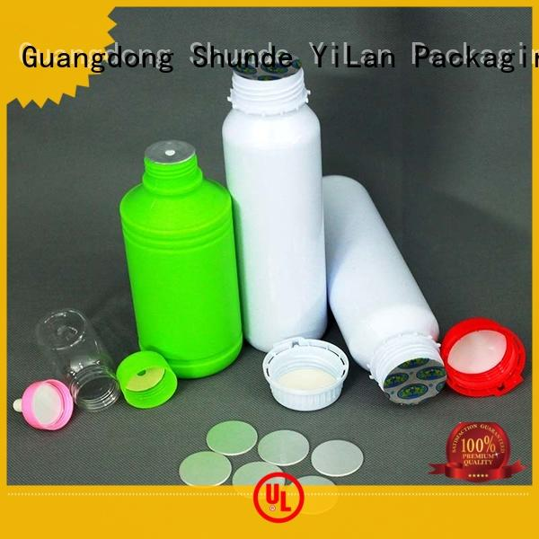 YiLan Packaging color induction liner easy to open for protection