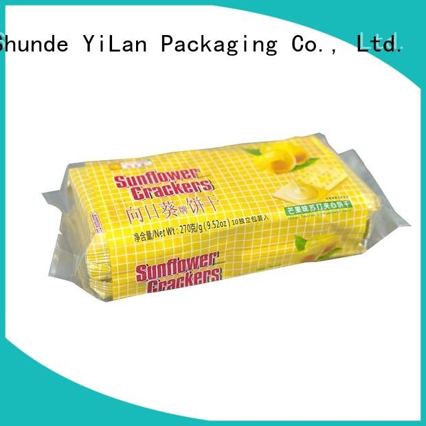 YiLan Packaging Wholesale fin seal packaging Suppliers for coffee bag