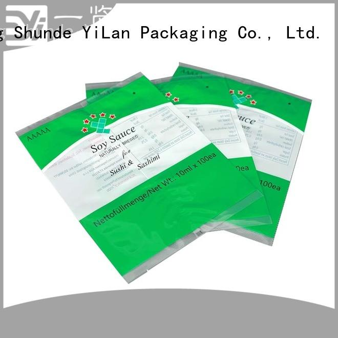 Wholesale fin seal packaging biscuits Supply for backage