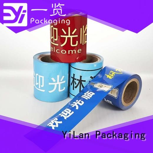 YiLan Packaging aindaily packaging film manufacturers for indoor/outdoor