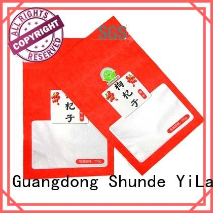 experienced ziplock stand up pouches on sale for food