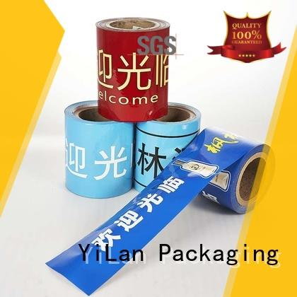experienced packaging film food for decoration