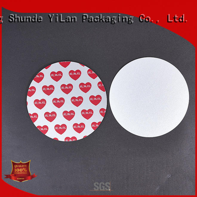 YiLan Packaging reliable induction liner with strict quality control system for protection
