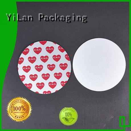YiLan Packaging translucent seal liner easy to open for protection